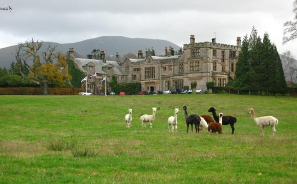 Armathwaite Hall Country House