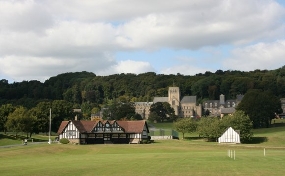 Ampleforth College, North