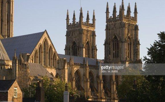Gothic style, 1472, York