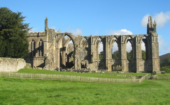 Bolton abbey see do walks