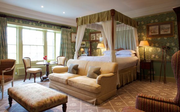 Devonshire arms sleep hotels