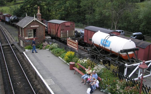 Goathland Station North