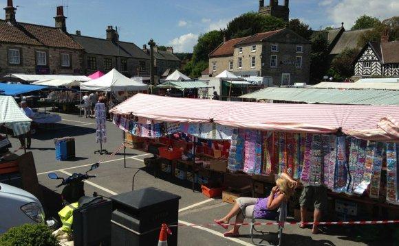 Helmsley market shop markets