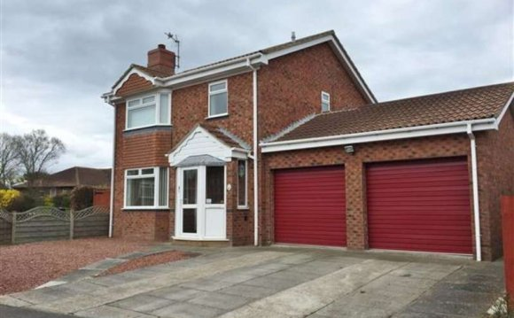 Willow Close, Filey, North