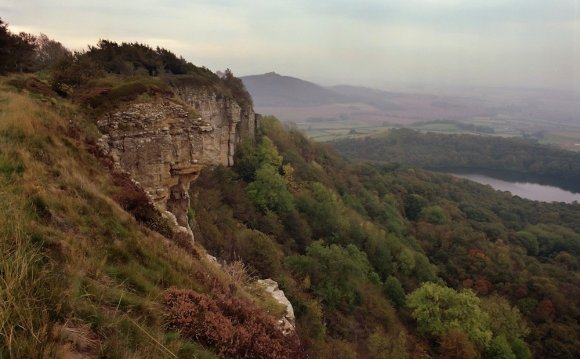 I had not visited Sutton Bank