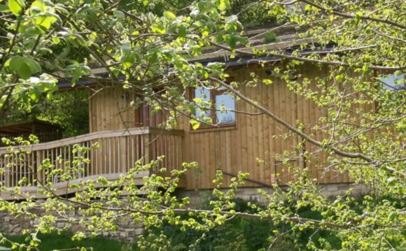 Our Dalby Forest Lodges sleep