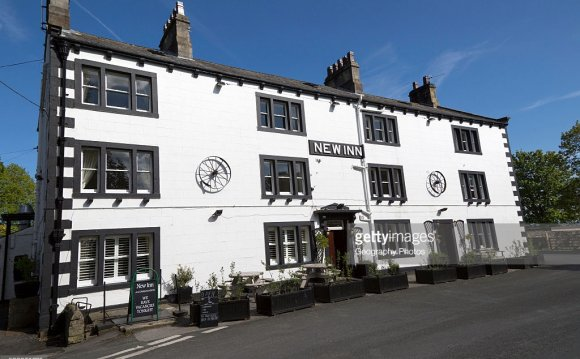 New Inn pub and hotel