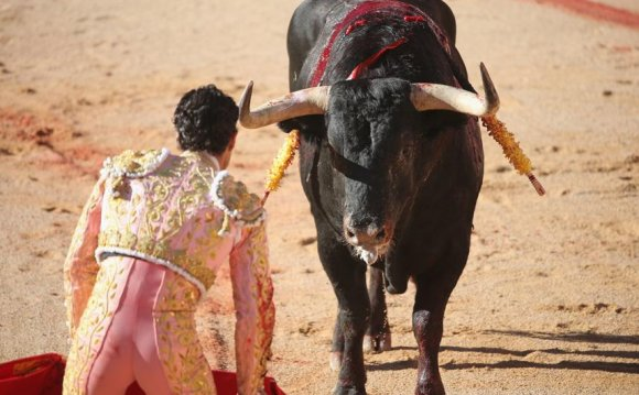 San Fermin: Pamplona s