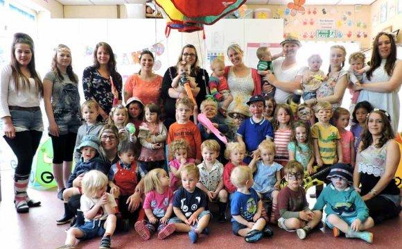 Boroughbridge Nursery hits the