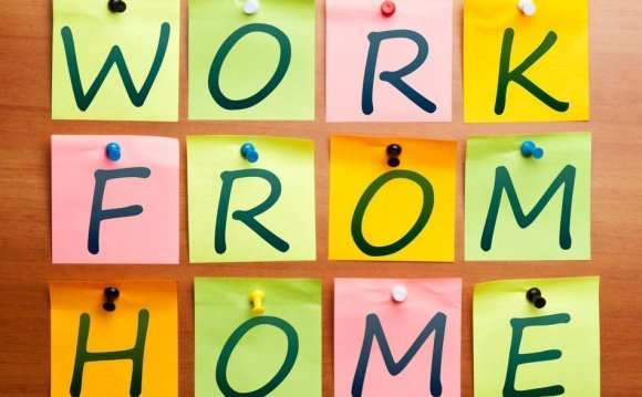 Work Part Time From Home