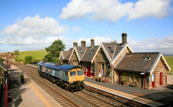 Platform Cottage – Kirkby