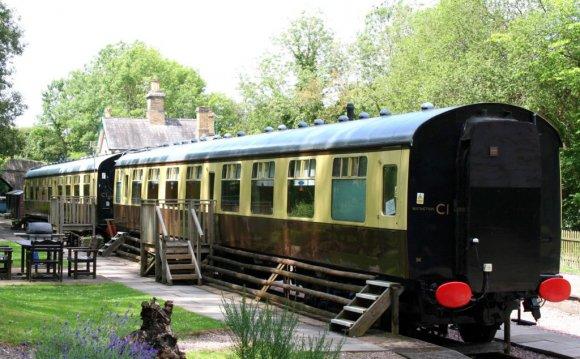 Carriage 1 – Coalport Station