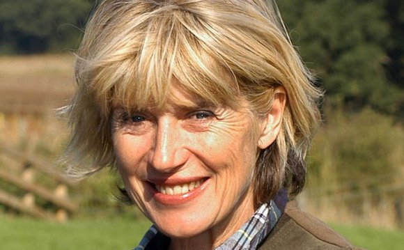 Selina Scott claims her