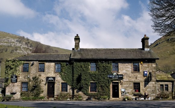 The Buck inn at Buckden