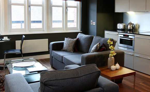 One of the Serviced Apartments