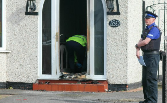 Darlington arson attack