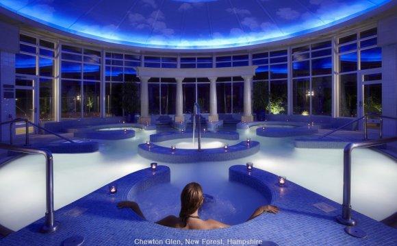 For a luxury spa break