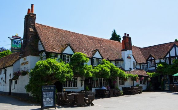 """""""One of the best pubs with"""