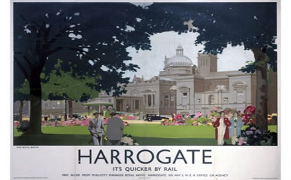 Stay in Harrogate because