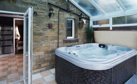 Hot tub Hotel Yorkshire