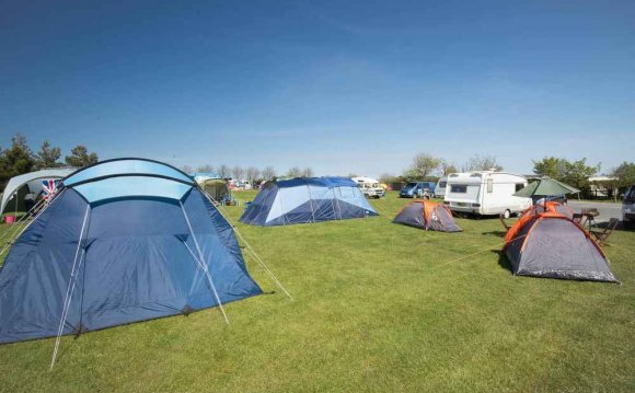 Caravan sites in North Yorkshire