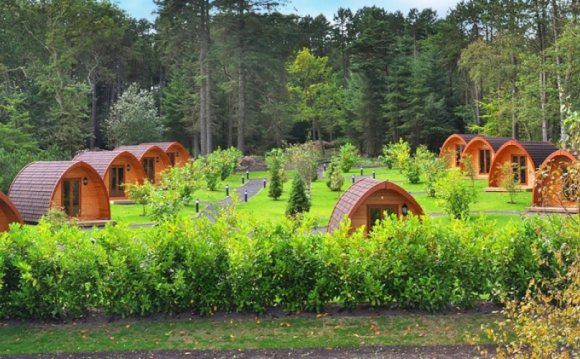Camping pods North Yorkshire