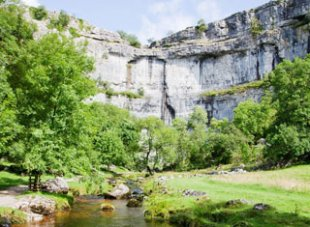 fishing around malham in the Yorkshire Dales