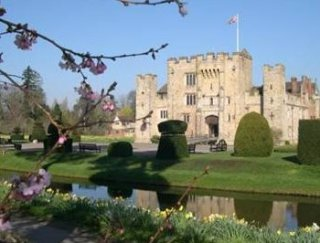 Hever Castle, Edenbridge
