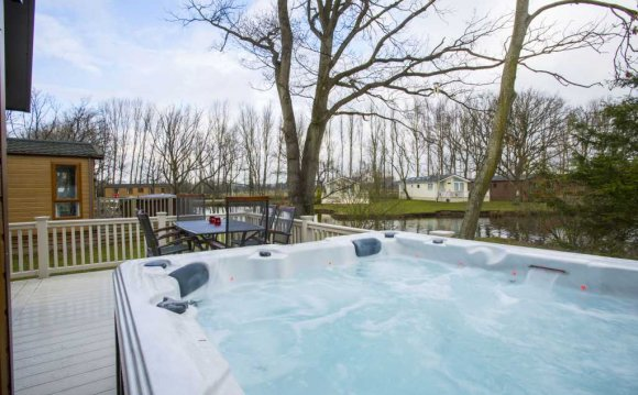 Hot tub Holidays Yorkshire