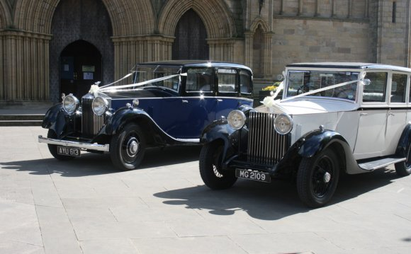 Wedding cars North Yorkshire