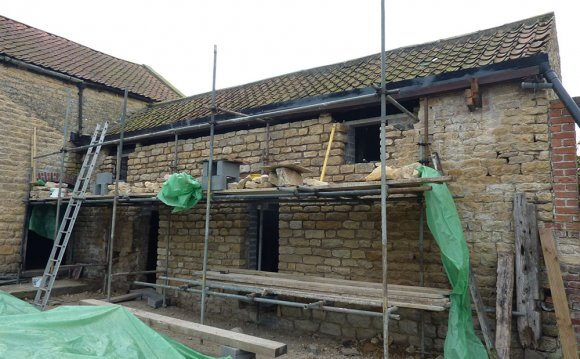 Barn Conversion North Yorkshire