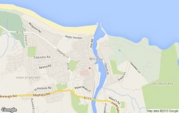 Map for Astin's Estate Agents, Whitby
