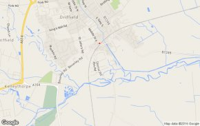 Map for Rent East Yorkshire LTD, Driffield