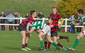 NatWest Schools Cup 2015-16: Ampleforth College captain Jake Smerdon lift lid on his team's season