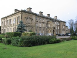 Newby Wiske Hall Displays a larger version of this image in a new browser window