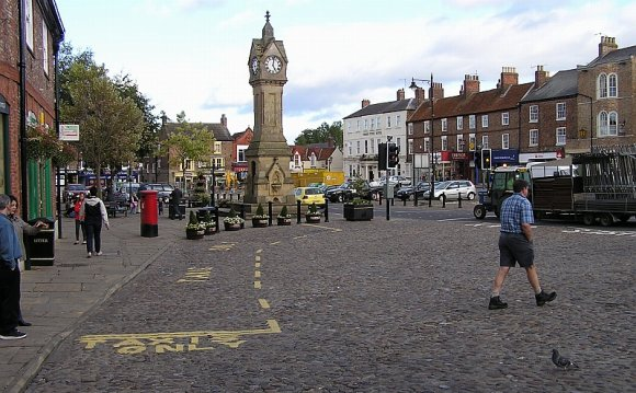 Thirsk, North Yorkshire
