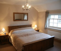 Ox Pasture Hall second bedroom