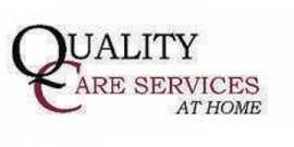 Quality Care Services At Home* logo