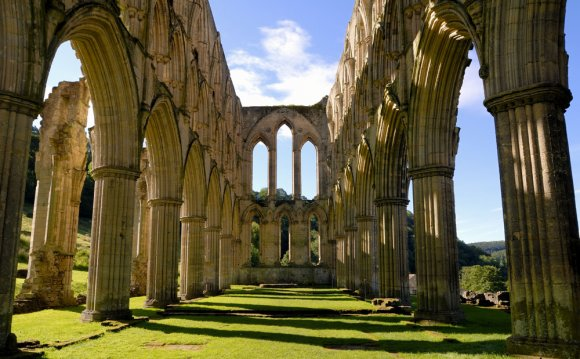 Abbey, North Yorkshire
