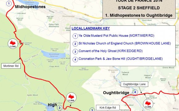 North Yorkshire road closures