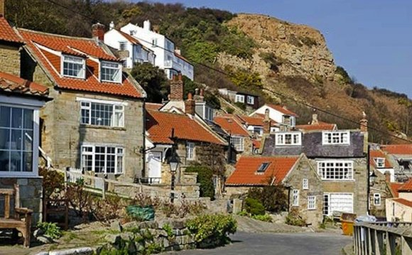 Runswick Bay North Yorkshire