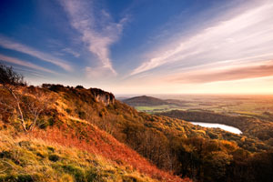Sutton Bank - North York Moors National Park
