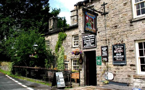 Yorkshire Dales Inn with accommodation
