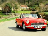Classic Car Hire North Yorkshire