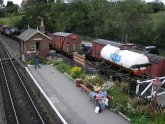 Goathland Station North Yorkshire