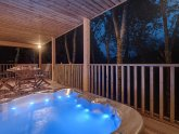Hotel in Yorkshire with private hot Tubs