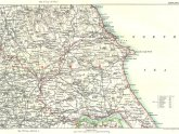 Map Filey North Yorkshire