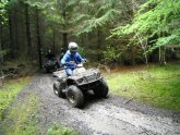 Quad biking North Yorkshire