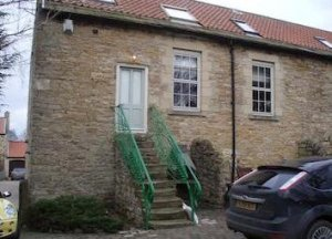 Thumbnail 3 bed cottage to rent in Aldbrough St. John, Richmond