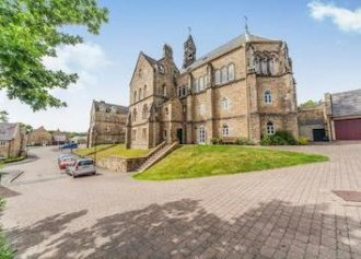 Thumbnail 3 bed flat for sale in The Convent, Reeth Road, Richmond, North Yorkshire